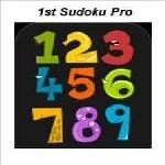 1st Sudoku Pro - 1 player