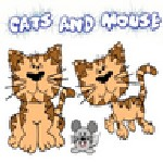 Cats and Mouse - 1 player