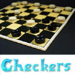 Checkers - 1-2 players