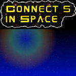 Connect 5 in Space - 1-2 players