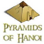 Pyramids of Hanoi - 1 player