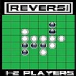 Reversi -         1-2 players