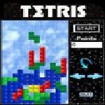 Tetris - 1 player