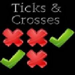 Ticks n Crosses - 1-2 players