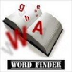 Wordfinder - 1 player