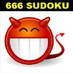 666sudoku - 1 player