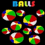 Balls - 1 player