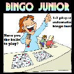 Bingo Junior - 1 player