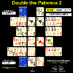 Double the Patience 2 - 1-2 players