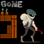 Gone - 1         player