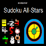 Sudoku All-Stars - 1 player