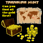 Treasure Hunt - 1 player