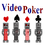 Video Poker - 1 player